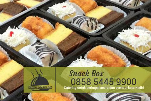 snack box catering kue basah dan kering kediri